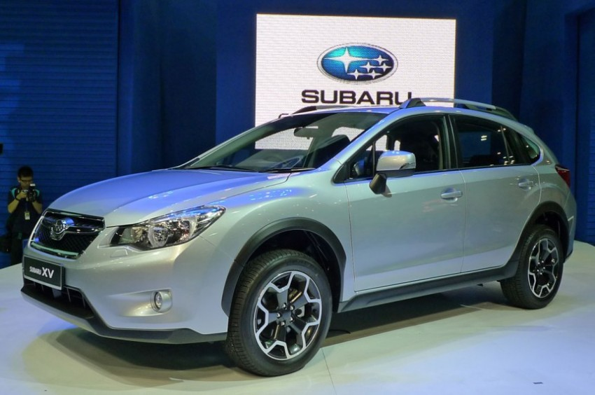 Tan Chong enters agreement to assemble Subaru vehicles Image #91892