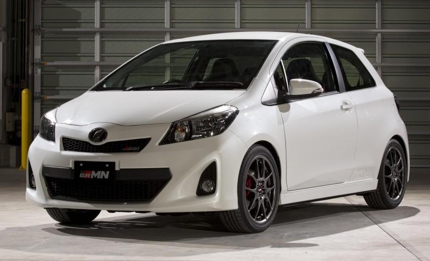 Toyota Yaris GRMN Turbo Concept – 148 hp, 205 Nm Image #149457