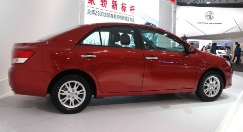 Zotye Auto Z300 Is Another Beijing Debutant