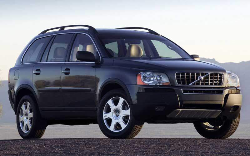 volvo xc90 v8. Black Bedroom Furniture Sets. Home Design Ideas