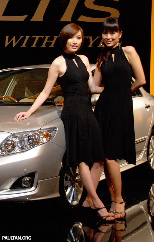 2008 Toyota Corolla Altis Launched In Malaysia