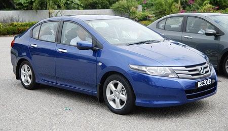 Honda city 2009 review