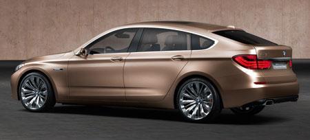 Bmw Concept 5 Series Gran Turismo Previews Next Generation F10 5