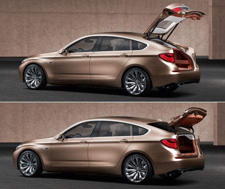 BMW Concept 5-Series GT