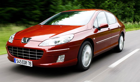 facelifted peugeot 407 now available in malaysia!