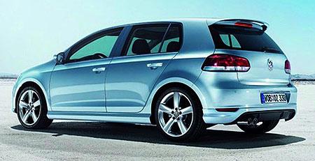Volkswagen Golf Mk6 Bodykit