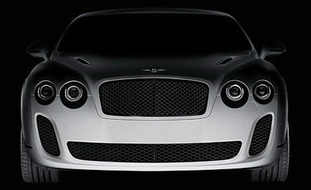 Bentley Biofuel Car