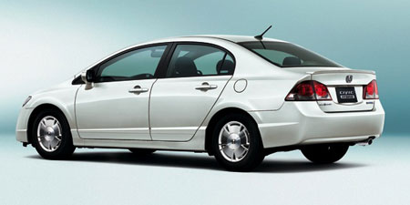 Civic Hybrid Research Honda Cars At
