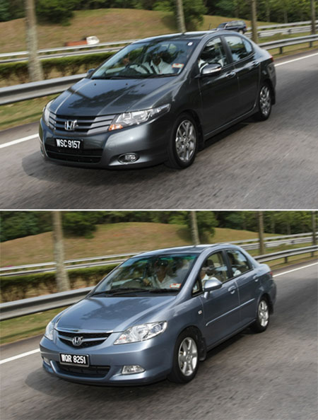 Honda City Comparison
