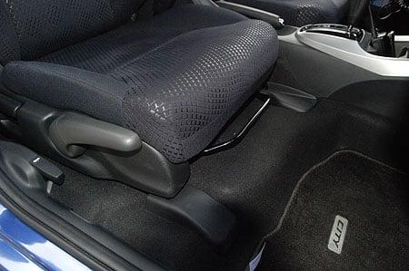 Honda City Driver Seat