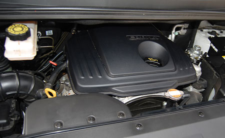 двигатель hyundai grand starex 2014 года