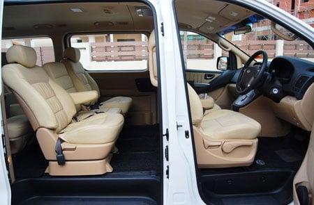 Hyundai Grand Starex Malaysian Test Drive Review