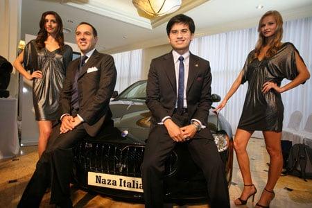 Maserati GranTurismo Malaysia