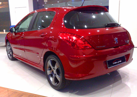 peugeot 308 nz line bodykit based on irmscher rc line 308 bodykit design. Black Bedroom Furniture Sets. Home Design Ideas