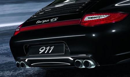 Porsche Exhaust System