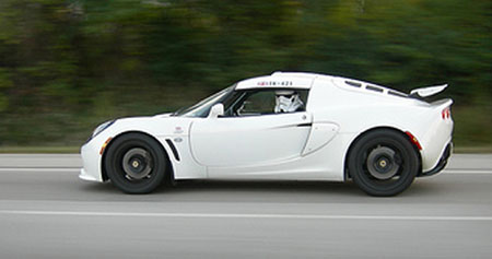 Storm Trooper Lotus Elise