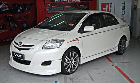 Toyota TRD Vios