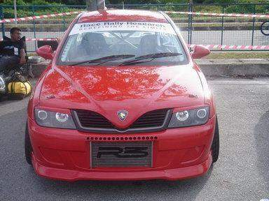 Proton Waja FR (with Video)