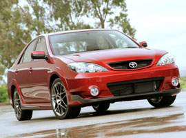 a souped up toyota camry. Black Bedroom Furniture Sets. Home Design Ideas