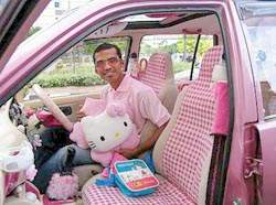 Hello Kitty Car Seat Covers Malaysia