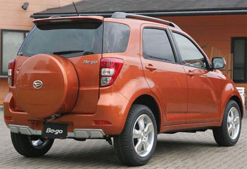 2006 Daihatsu Be Go