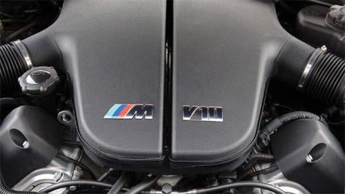 Bmw m6 V10 Engine Bmw m6 With 5.0 Liter V10