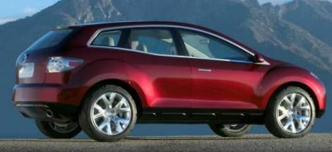 Mazda Crossport CX7