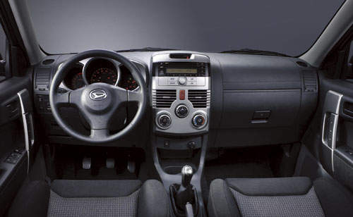 Daihatsu D Compact 4x4