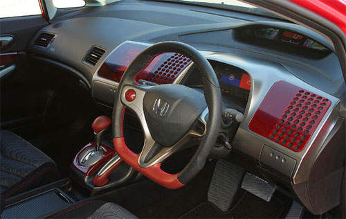 Honda Civic Hybrid Modulo Concept