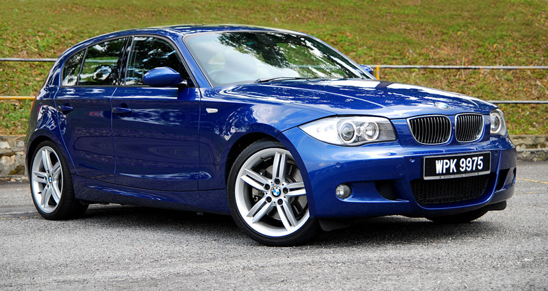 bmw 130i m sport test drive review. Black Bedroom Furniture Sets. Home Design Ideas