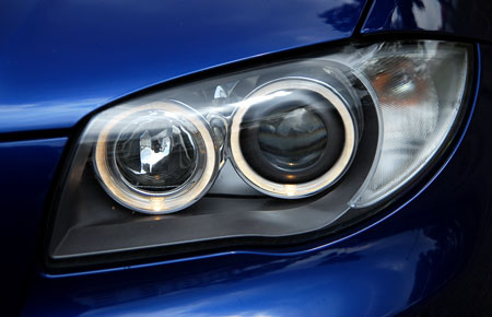 BMW 1-Series Headlamps