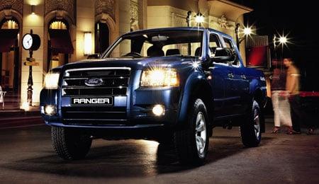 2007 Ford Ranger TDCi