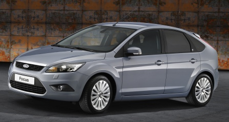 New Ford Focus facelift