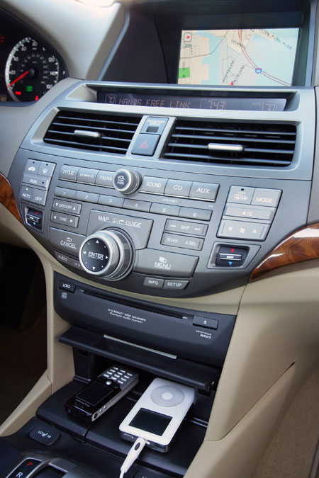 2008    Honda Accord Full Details and Photos