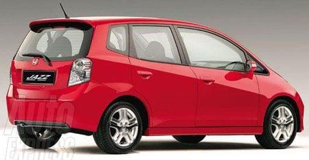 Honda Jazz Facelift - 2