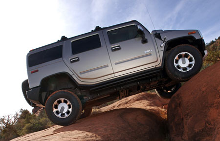 2008 hummer h2 facelift