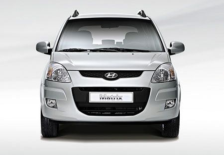2008 Hyundai Matrix Facelift