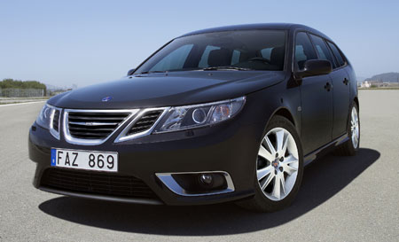 2008 saab 9 3 sedan sportcombi and convertible. Black Bedroom Furniture Sets. Home Design Ideas