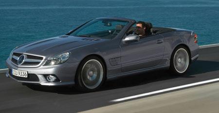 2009 SL-Class