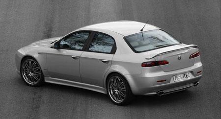 Alfa Romeo 159 Novitec