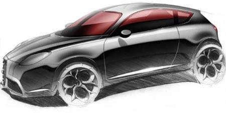 Alfa Romeo Furiosa