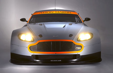 Aston Margin Vantage GT2