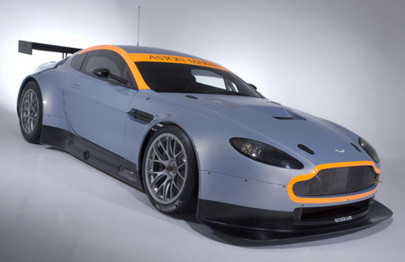 Aston Margin Vantage GT2
