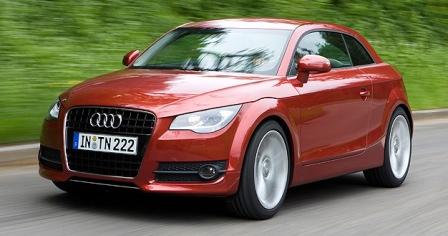 Audi A1 Artist Impression
