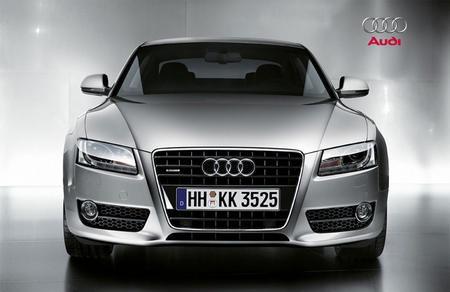 Audi A5 Face