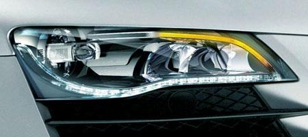 Audi R8 Headlamps