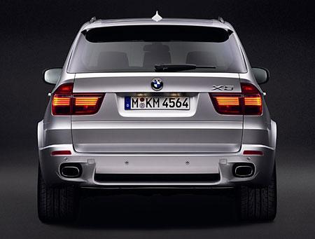 BMW X5 4.8 M Sport