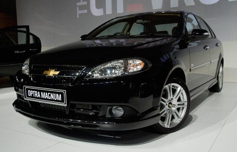 Hicom Chevrolet Launches Chevrolet Optra Magnum Sedan And Estate