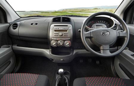 Daihatsu Sirion Facelift
