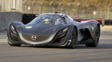 Mazda Furai Price >> Triple Rotor Mazda Furai Concept